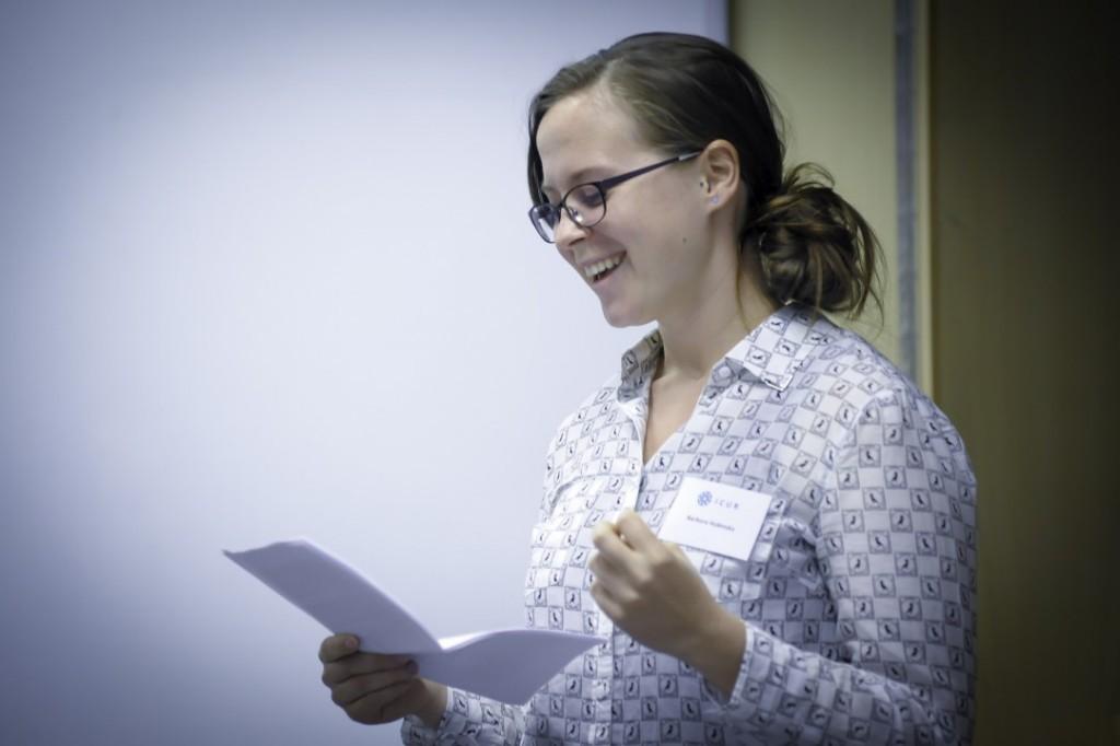 Verbal Presentations